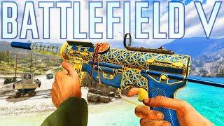 Grease Gun SMG is Actually INSANE on Battlefield 5