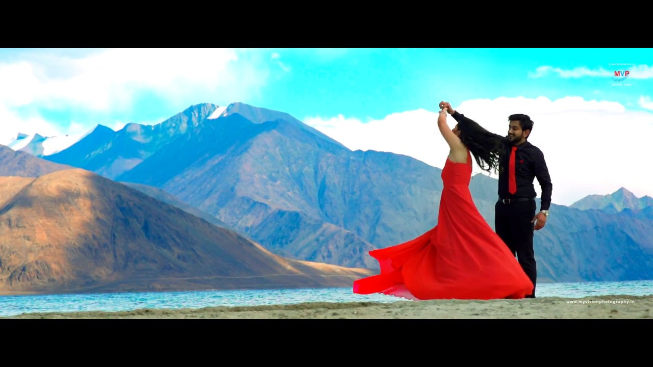 Tere Sang Yaara - Sagar Rashi Pre Wedding Shoot