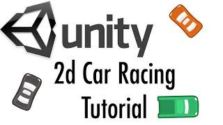 Unity Tutorial: 2d Arcade-Style Car Driving/Physics