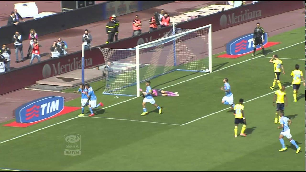 Napoli Lazio 4 2 14a Giornata Di Ritorno Serie A Tim 2013