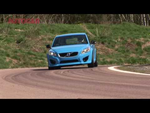 Volvo C30 Polestar driven by autocar.co.uk