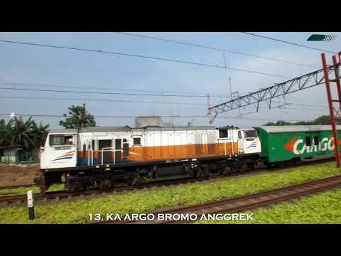 33 High Speed Train in Indonesia ( CC 206 )