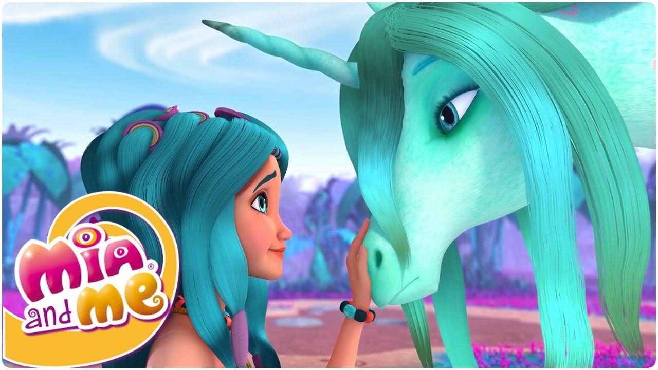 Mia And Me Serie 3 Gli Unicorni Magici Youtube