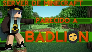 Server De Minecraft Pvp 1.7 ,1.8 (Premium)  Mejor Que Badlion