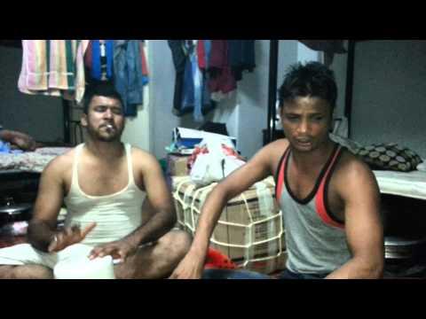 Chittagong raozan  video from qatar