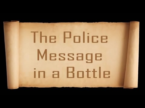 The Police Message In A Bottle  Lyrics &   Concert Mix