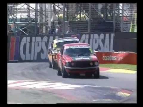 Race 2 - Clipsal 500 Adelaide - 2012 Touring Car Masters