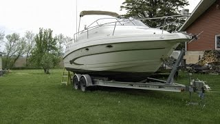 [UNAVAILABLE] Used 2004 Glastron GS 249 Cruiser in Linwood, Michigan