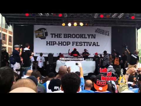 2013 07 13 Brooklyn Hip Hop Festival...