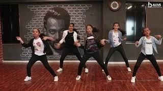 PINGA | BAJIRAO MASTANI | BOLLYWOOD &  HIP - HOP | CHOREOGRAPHY | D'ALIVE DANCE ACADEMY