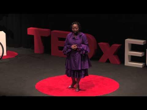 Time to give back | Dolika Banda | TEDxEuston