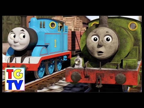 Thomas & Friends Talk To You 5/8 - Mystery Coming Through