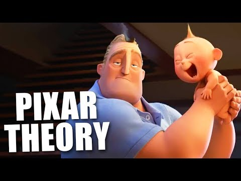 Incredibles 2 is NOT a Sequel?! | Pixar Theory - Jon Solo
