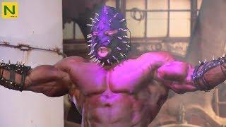 人間離れの肉体を誇る筋肉神。カイ・グリーン【筋トレ】 thumbnail