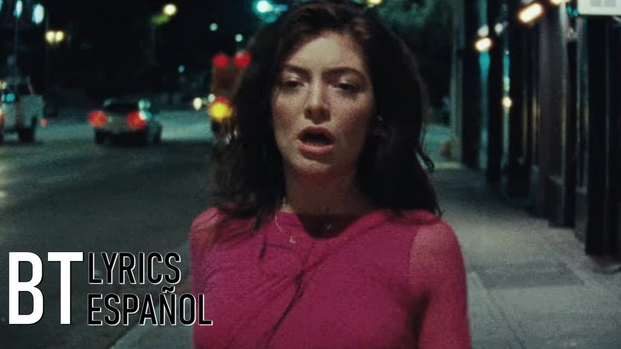Lorde The Louvre Lyrics Español Audio Official Youtube