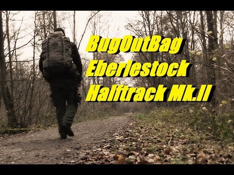 Bug Out Bag Eberlestock Halftrack Mk.II - Fluchtrucksack -
