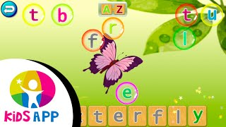 Educational Sight Words Game for Toddler Preschool - A best Kid's App