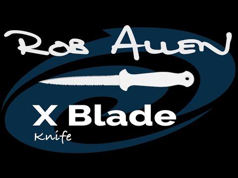 Rob Allen - X Blade Knife