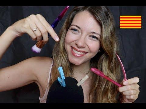 Relaxa't Amb Aquest Video | Català | Love ASMR | Ana Muñoz