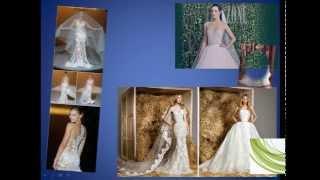 Новая коллекция свадебных платьев.