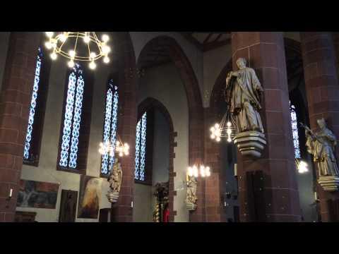 Liebfrauenkirche Frankfurt am Main, Orgelspiel