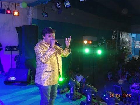 Zindagi Ki Talash || Playing By Kumar Sanu's Voice Singer(P)||Our Yubak Sangha's2K18 Program