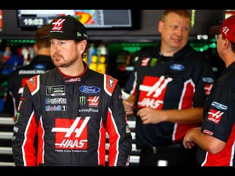 Kurt Busch Leaving Stewart-Haas Racing After 2017?