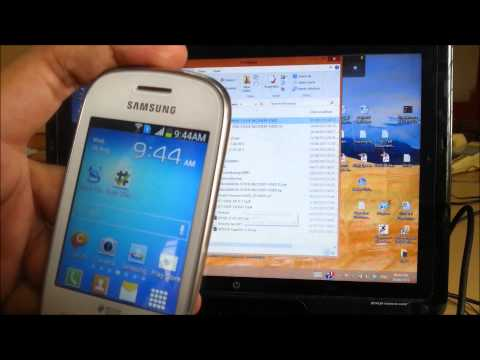 S5282 / S5280 (Galaxy Star Duos) Root by easiest method