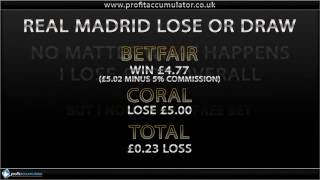 No risk matched betting explained sports betting tracker software