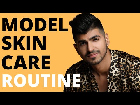 Basic Men's Skin Care Routine   Indian Skin Care Series 2020 #1