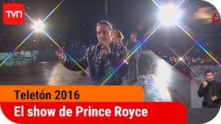 El esperado show de Prince Royce