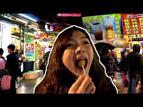 Night Markets In Taiwan Are AMAZING! The Night Market Tour