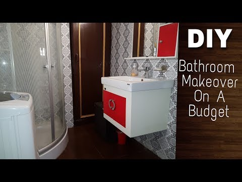 Bathroom design ideas|Budget Renovation DIY|Small Bathroom Decor Ideas|India