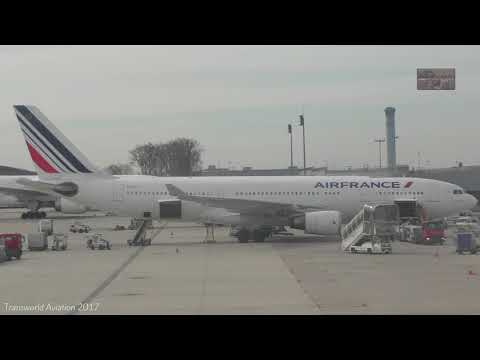 Flight report AIR FRANCE Boeing 777-200 F-GSPV Paris- Shanghai
