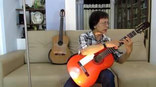 Guitar-Flamenco-GIÃ TỪ ĐÊM MƯA-Tiết tấu 1-Dương Kim Dũng