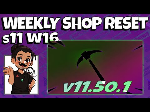 Weekly Items Reset ~ V11.50.1 | Fortnite Save The World