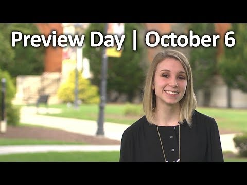 Attend ODU Preview Day On Oct. 6