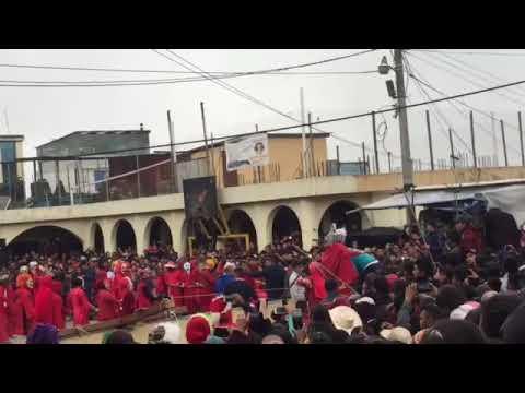 LA CRUCIFIXIÓN DE LOS JUDÍOS PARTE 2 EN SANTA EULALIA, HUEHUETENANGO 2019