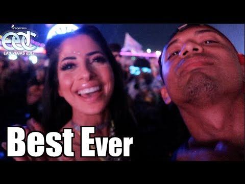 The day I took a GOOD ONE.....| EDC Las Vegas 2017 Day 2| Ookay performance| Porter Robinson| SnewJ