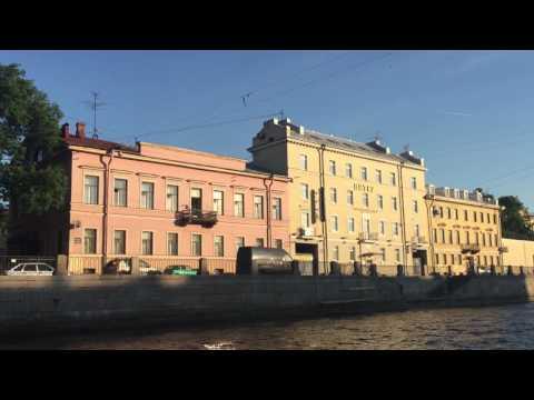 Путешествие по Питеру. Набережная Обводного канала Санкт -Петербурга.