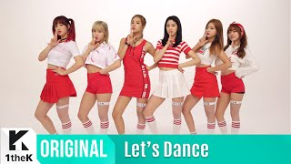 Let's Dance: LABOUM(라붐)_the Short Achille's Tendon?_Shooting Love(푱푱)