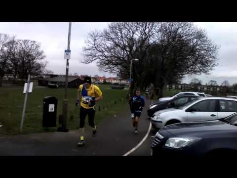 Portsmouth Coastal Marathon 2014.