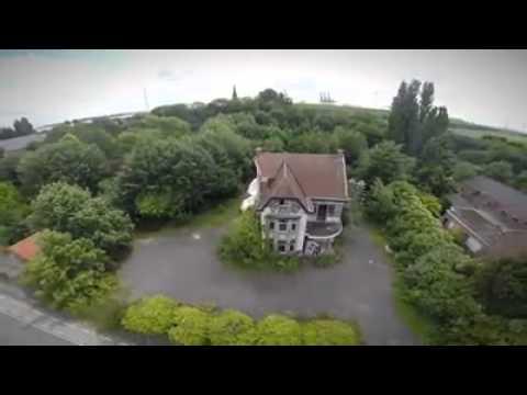 Ghost Town #Doel near #Antwerpen