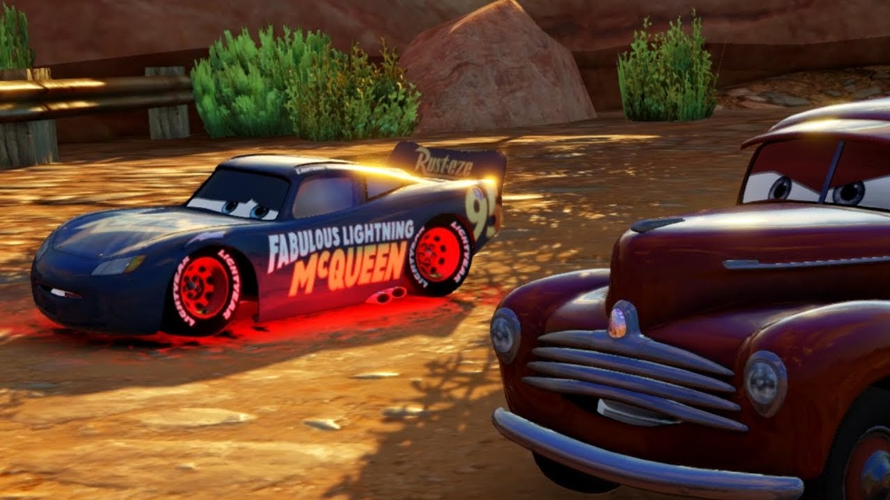 Lightning Mcqueen Deutsch