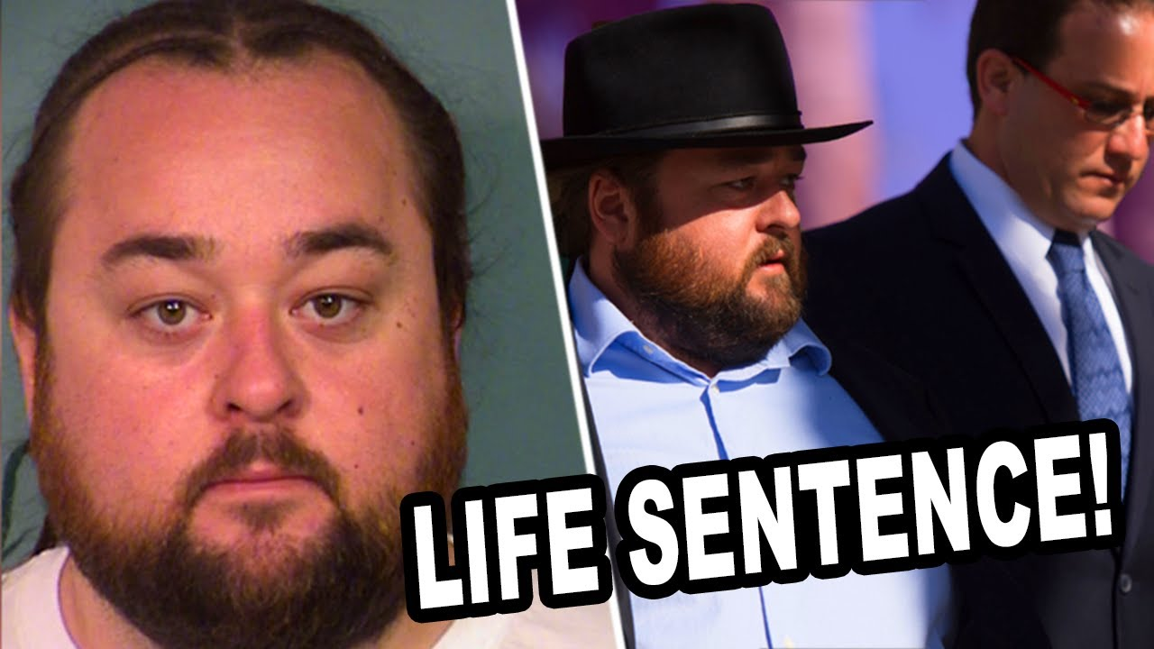 Pawn Stars Chumlee Sentenced To Life In Prison After This