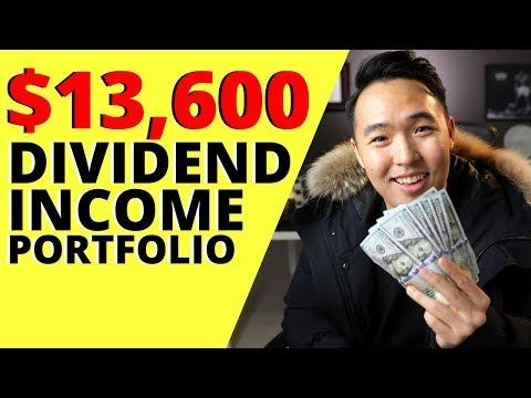 My BEST and Worst Dividend Stocks Robinhood Dividend Income Portfolio 2019