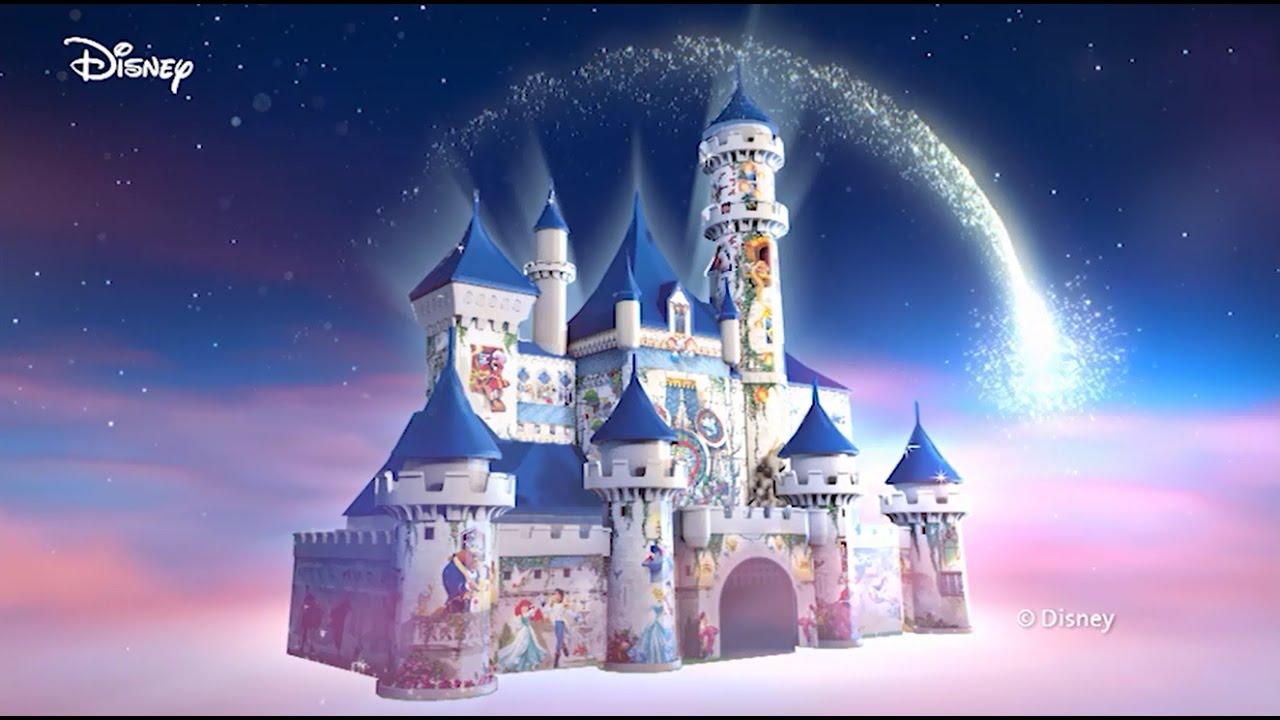 Ravensburger 12587 – 3D Puzzle Disney Schloss – underground-network.de