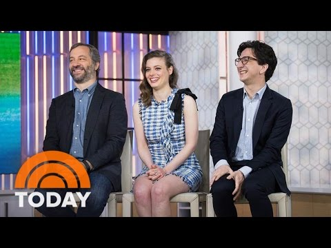 Judd Apatow On Dark Romantic Comedy 'Love,' Wanting To Host 'The Apprentice' | TODAY