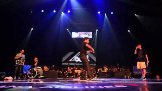 Taisuke Vs Lil-G [R16 Korea 2011]