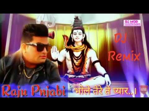 Top DJ Remix Song Aya haridwar Raju Punjabi 2018 haryanvi shiv bhakti song